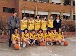 PONCE INFANTIL FEMENINO Valladolid 1983