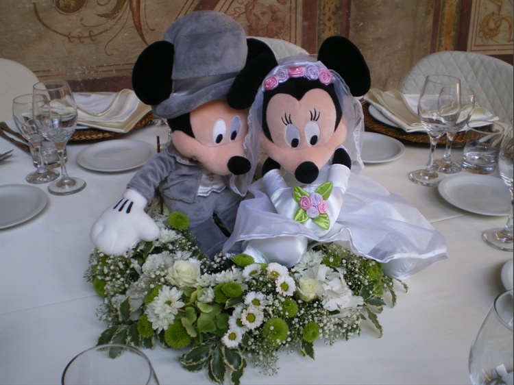 Matrimonio Tema Pirati : Matrimonio tema walt disney fair lady wedding planner
