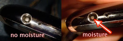 iphone 2g tips and tricks water damage
