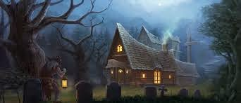 http://www.agame.com/game/witch-house-makeover-