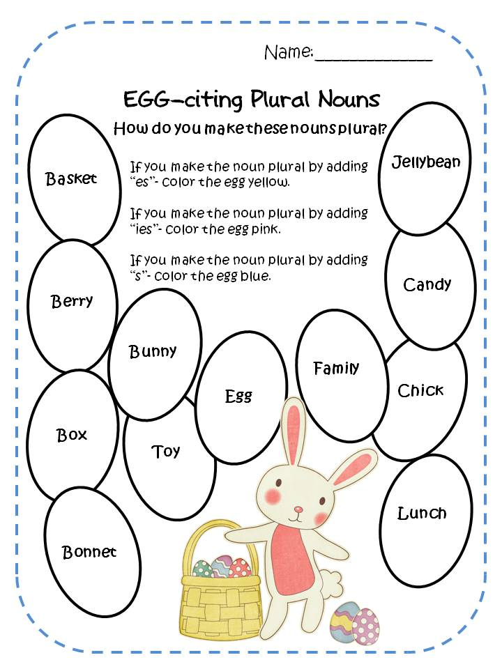 Diary of a Not So Wimpy Teacher: EGG-ceptional Literacy Centers!