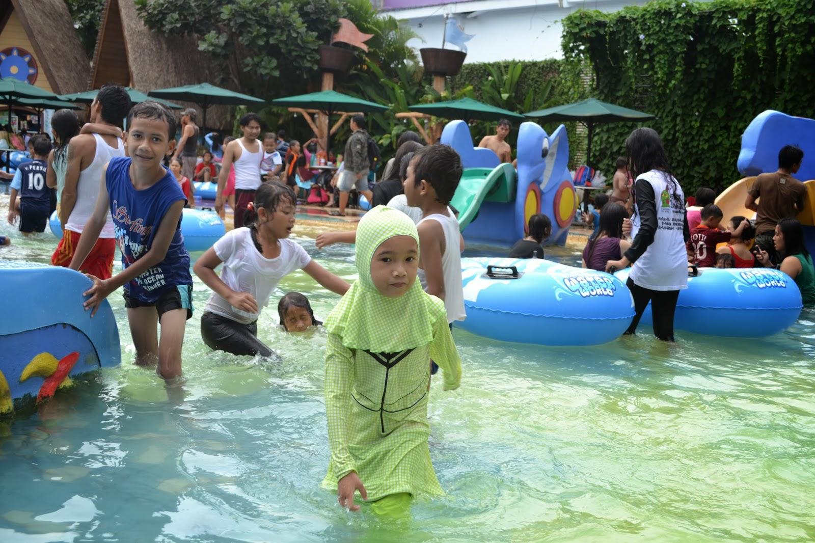 Citra Raya Water World Cikupa Tangerang