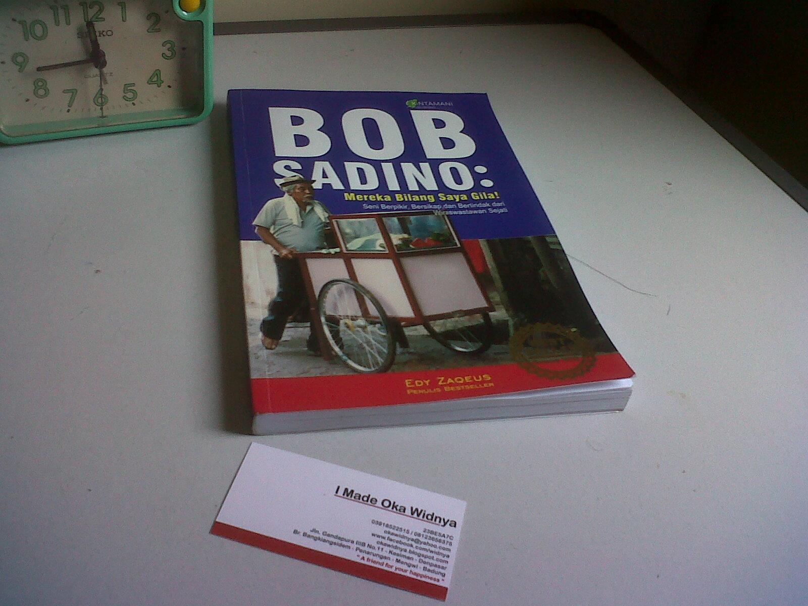 Sadino pdf bob buku