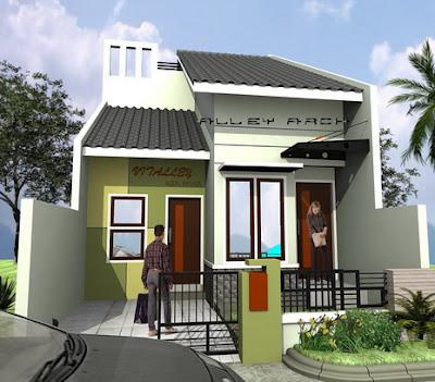 rumah minimalis tipe 36 on Desain rumah minimalis modern terbaru | Type 21,36,45,54