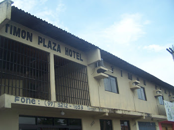 EM TIMOM-MA HOSPEDE-SE, TIMOM PLAZA. HOTEL