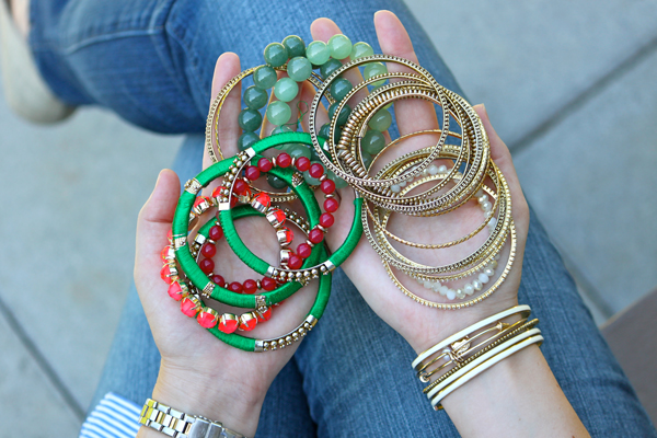 Must-have accessories: bangles