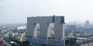 Elephant Tower, Bangkok, Thailand