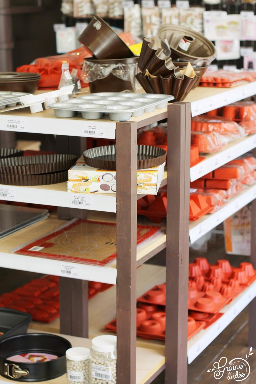 Le Gâteau sous la Cerise - Une Graine d'Idée