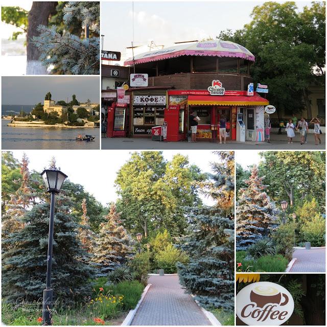 Летний Севастополь