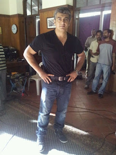 Ajith latest slim look photo