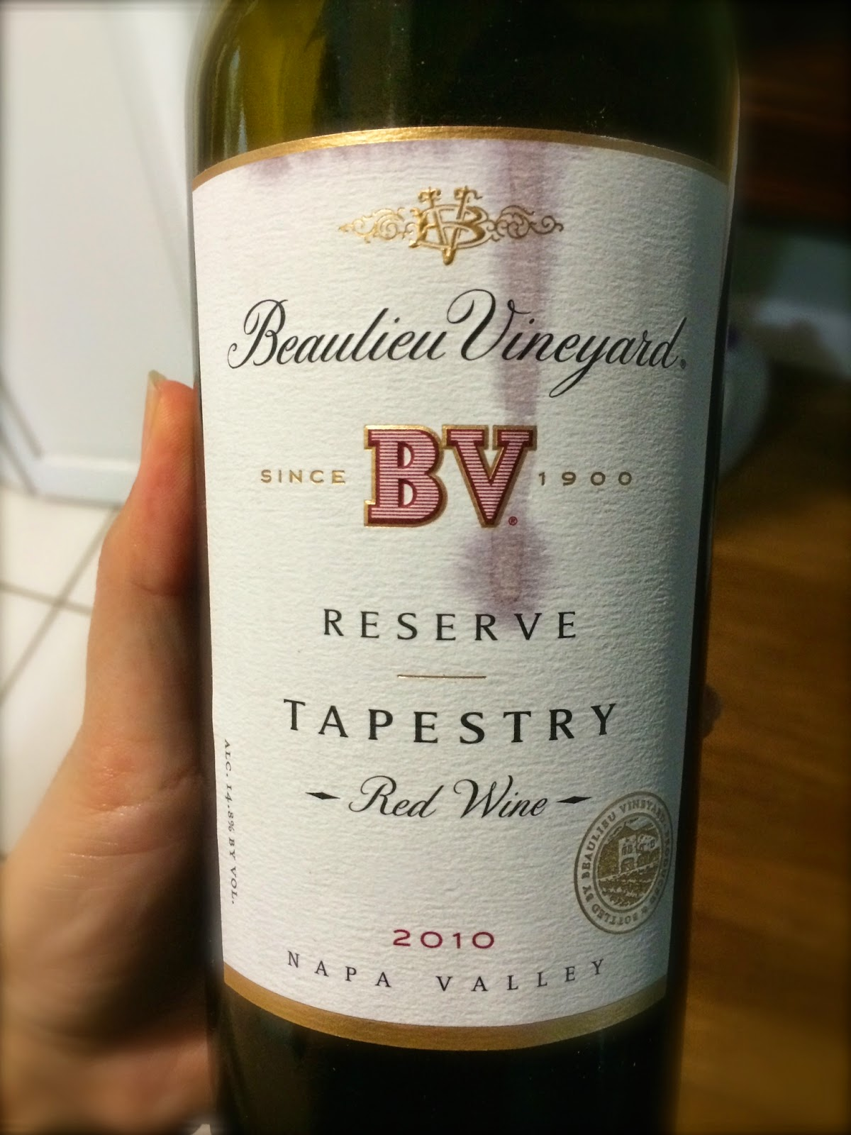 Tapestry Reserve Vineyard Tapestry Reserve