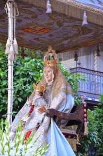 Virgen de los Reyes - Sevilla