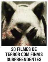 20 filmes de terror com finais surpreendentes