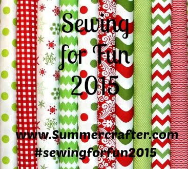I will be Sewing For Fun