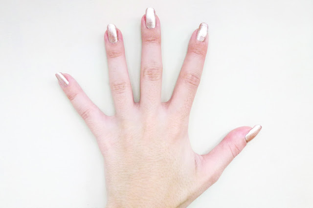 Models Own Champagne Nails