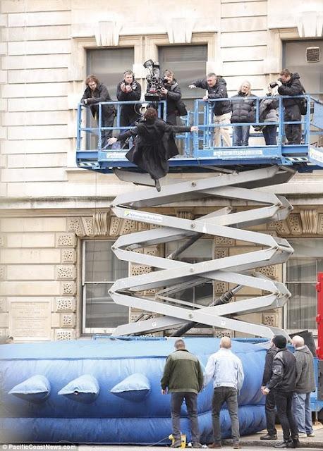 Sherlock - Season 3 - Set Photos and Video - *Update 5 - 15th April 2013*