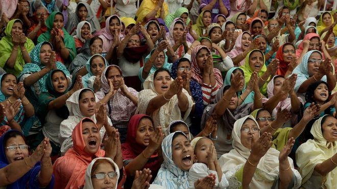 Muncul Poster Pengusiran Muslim di Desa India