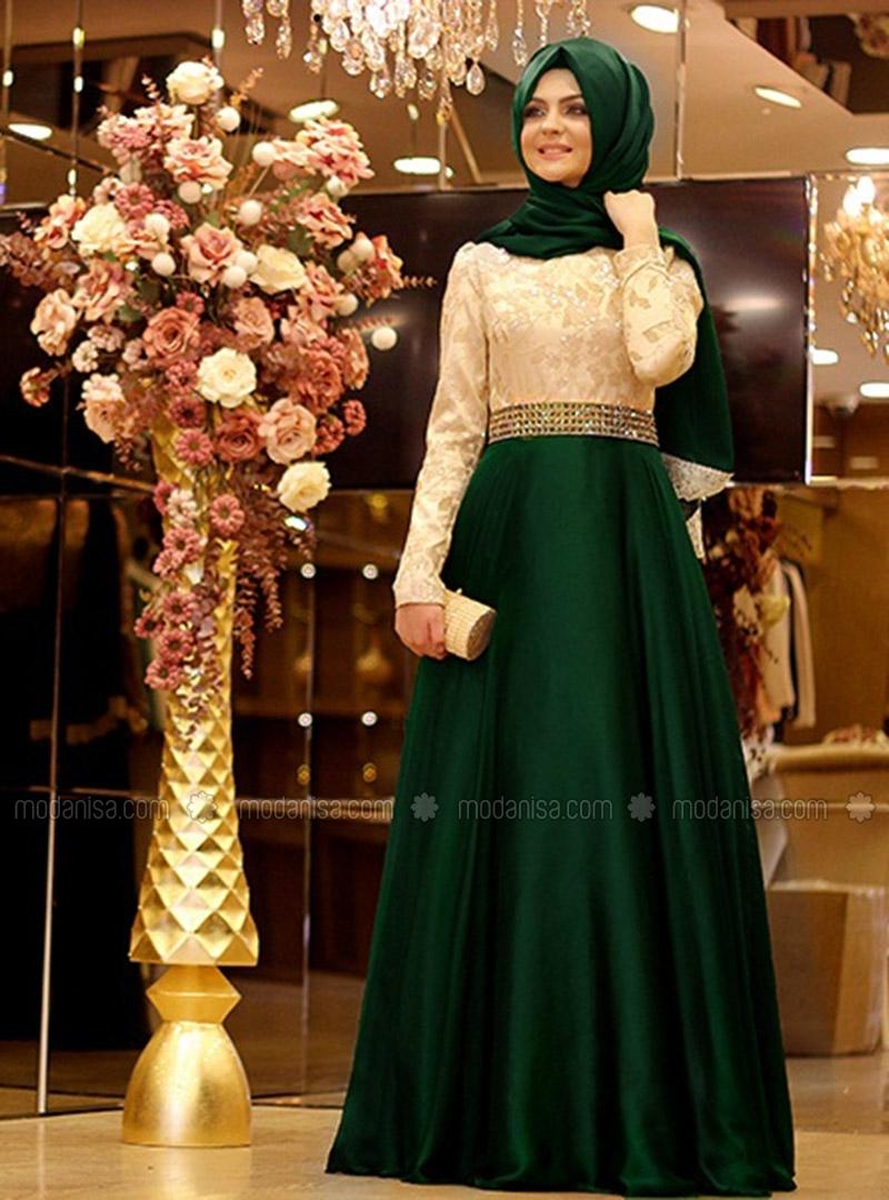 Hiijab Syarii Busana Hijab Pesta Images