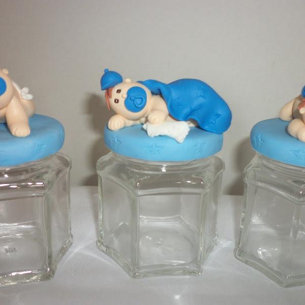 Potinhos de Bebe
