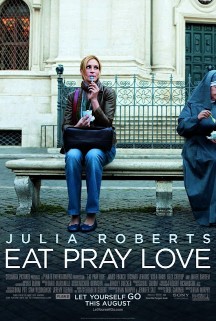 Eat Pray Love, Julia Roberts, Elizabeth Gilbert