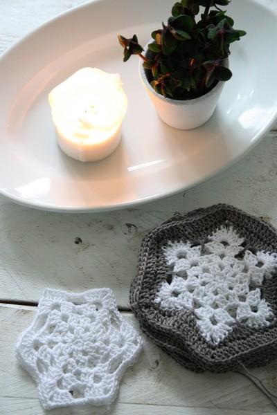 andrella liebt herzen schneefl ckchendecke. Black Bedroom Furniture Sets. Home Design Ideas