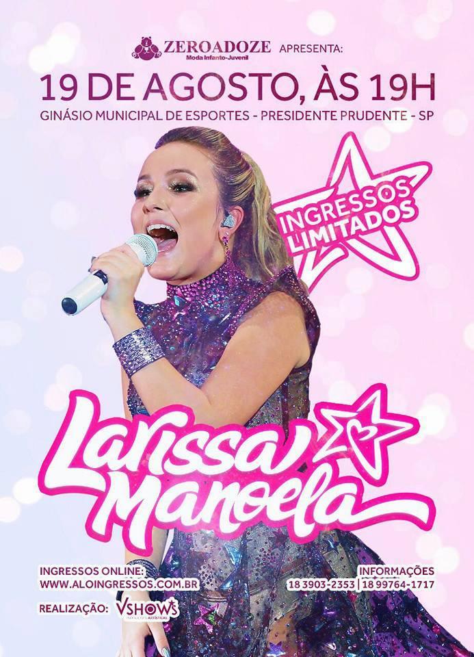 LARISSA MANOELA !!!