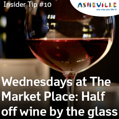 Asheville Insider Tip: The Market Place