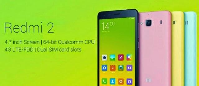 harga HP Xiaomi Redmi 2S terbaru 2015