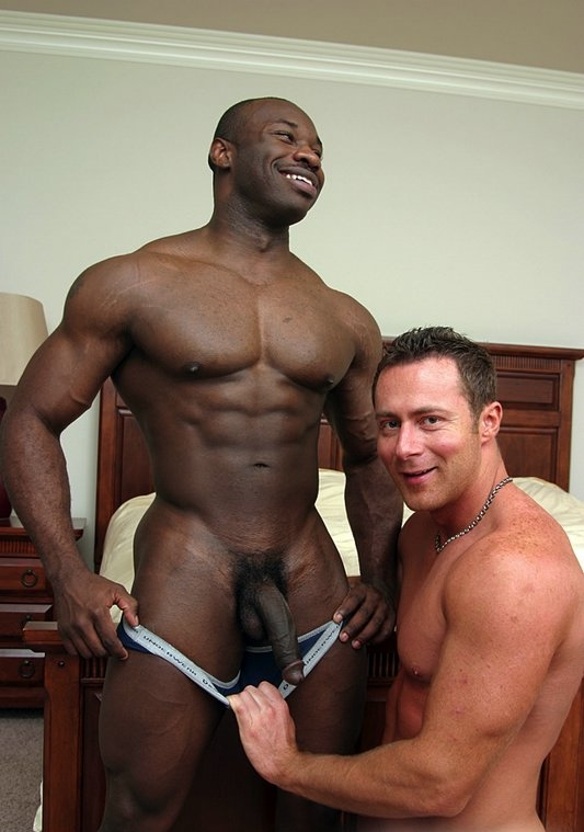 árabe gay musculoso
