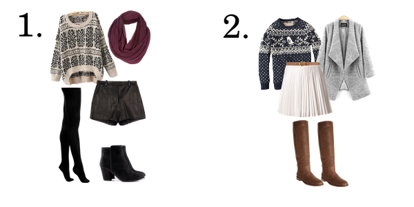 outfit ideas for the holiday