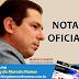 Marcelo Ramos - NOTA OFICIAL - A RESPEITO DA MATÉRIA PUBLICADA NO JORNAL A CRÍTICA