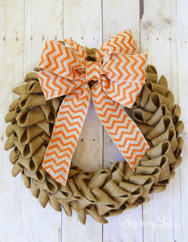 20 Fall Wreaths...