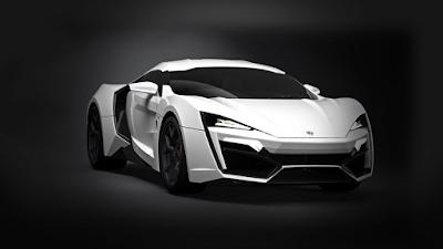 supercar fast furious 7