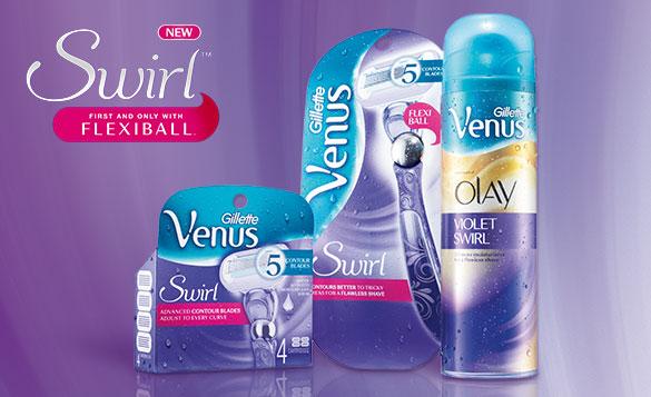 Bzzagent Gillette Venus Swirl Campaign