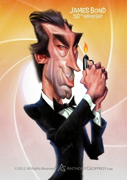 04-Timothy-Dalton-James-Bond-007-Anthony-Geoffroy-Caricature-Illustrations-Comics-www-designstack-co