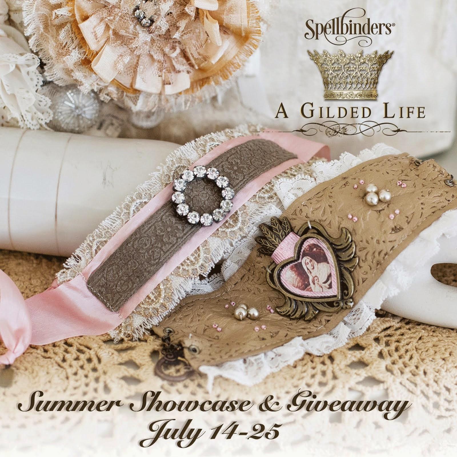 Spellbinders/A Gilded Life Summer Showcase