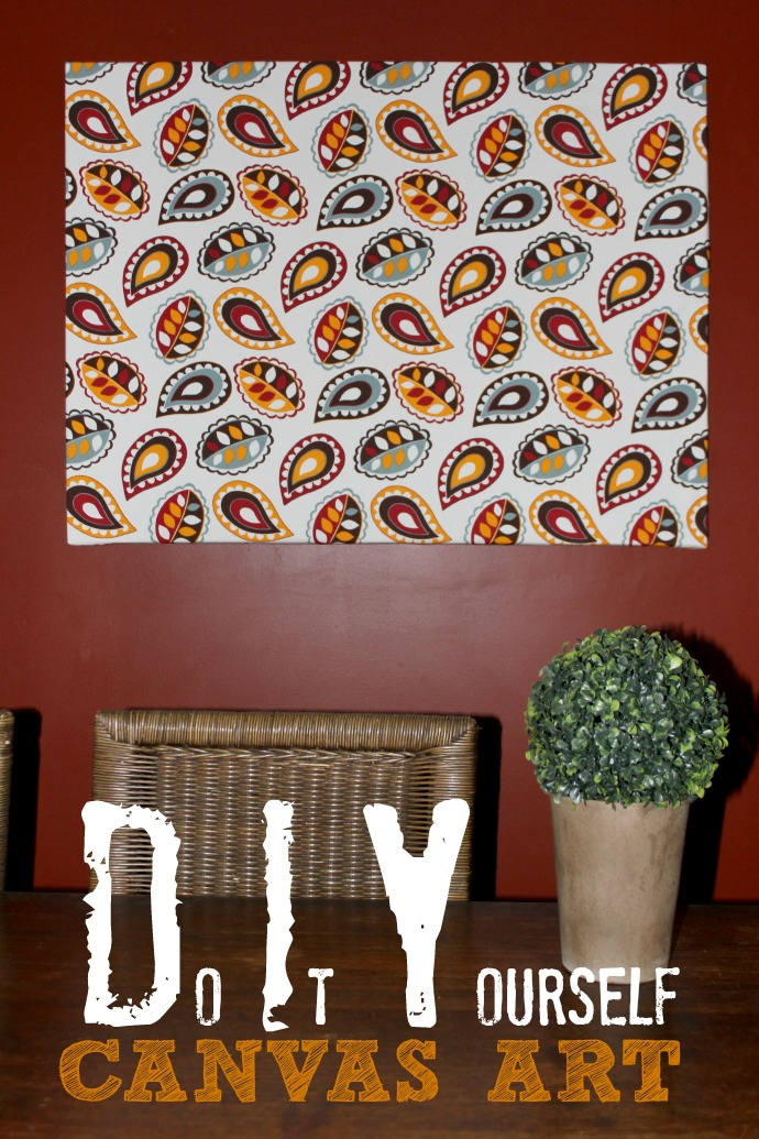 Quick Easy Diy Wall Art : Life love and hiccups simple diy wall art