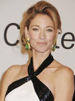 Elaine Irwin Gold Chandelier Earrings