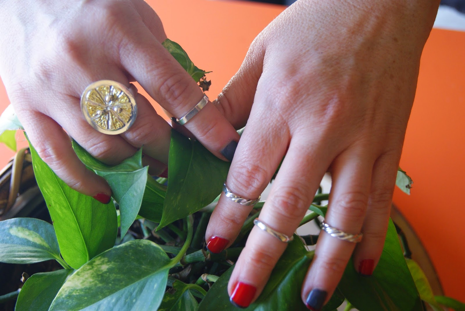 anillos plata Stimuls