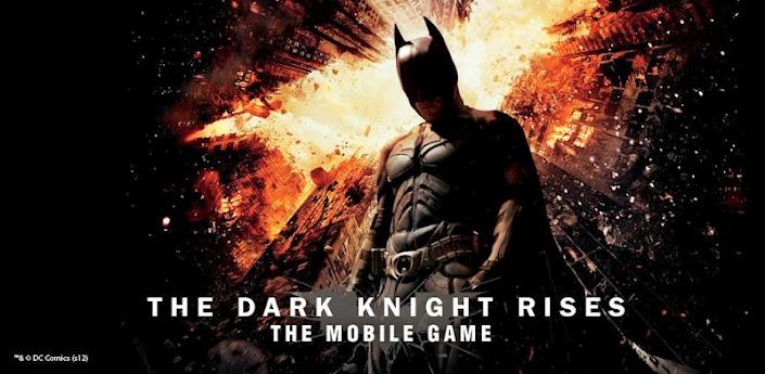 The Dark Knight Rises Mod APK+Data (Offline, Unlimited Gold)