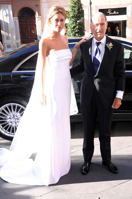 Matrimonio Romano Cristiano : Oggi sposi pasquale romano