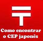 CEP-JAPÃO