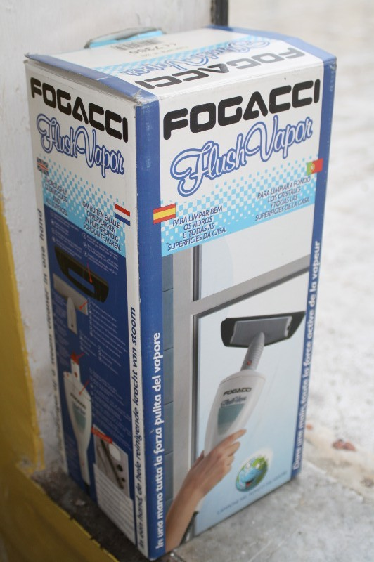 Ebay salerno annunci vaporetto lavavetri pulizia a vapore for Vaporetto portatile