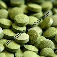 Alfalfa pills
