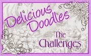 Delicious Doodles Challenge
