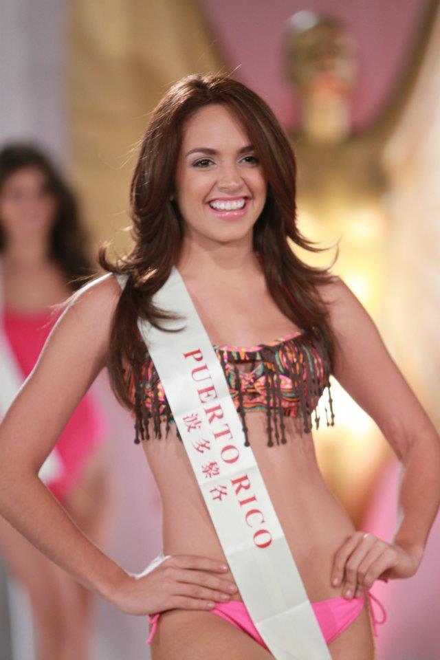 Amanda Vilanova,second runner up
