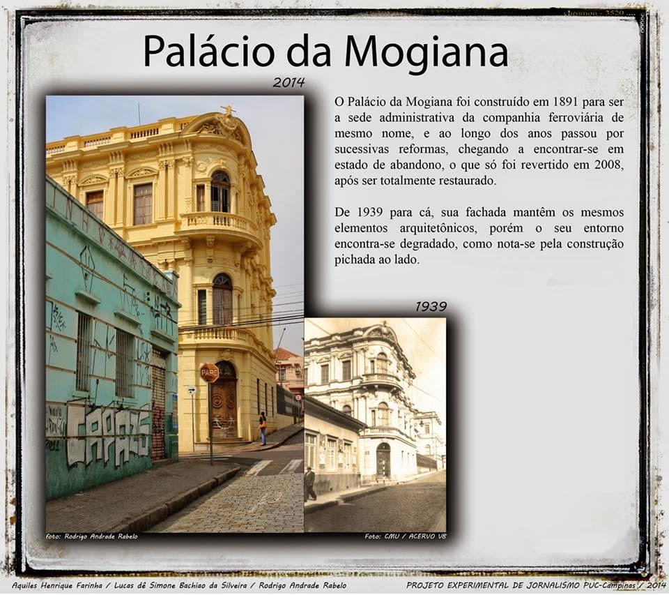 Palácio da Mogiana - Campinas