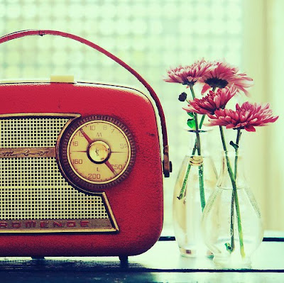 Decorar con Radios Antiguas