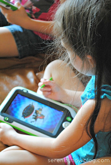 A look at the new LeapPad Ultra (Review), from Serenity Now