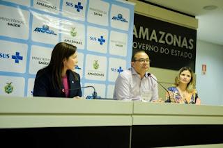 Governo anuncia hoje Portaria que libera R$30 milhões para a Saúde do Amazonas